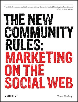 The New Community Rules By Weinberg, Tamar